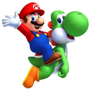 characters from super mario brothers