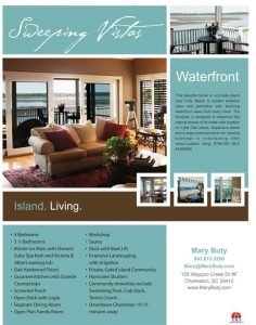 real estate flyers examples
