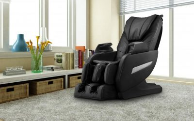 portable chair for massaging