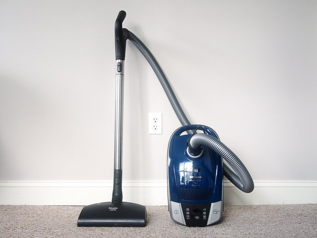 vacuuming your venue