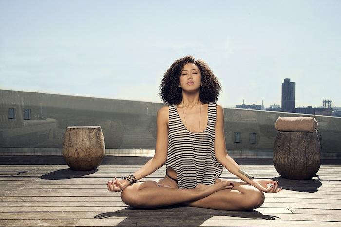 effective position for meditation