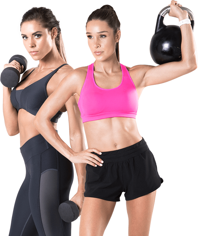 benefits for women in fitness centers