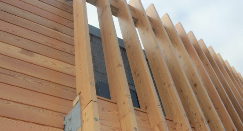 laminated timber system