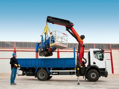 Hiab truck Sydney