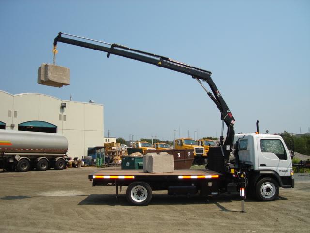hiab truck sydney transport