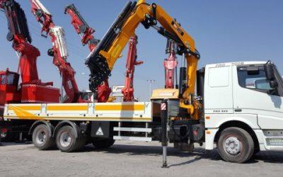 Professional Truck Hire Company