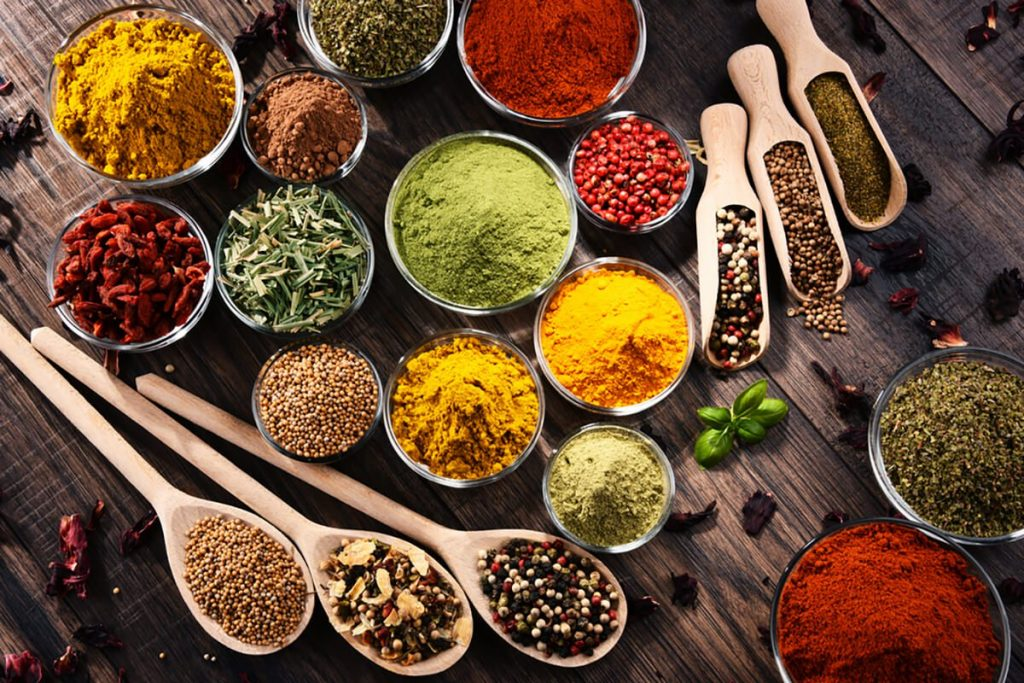 spice blends are healthy