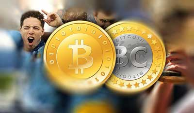 supports bitcoin